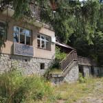 Bývalá chata Jizerka